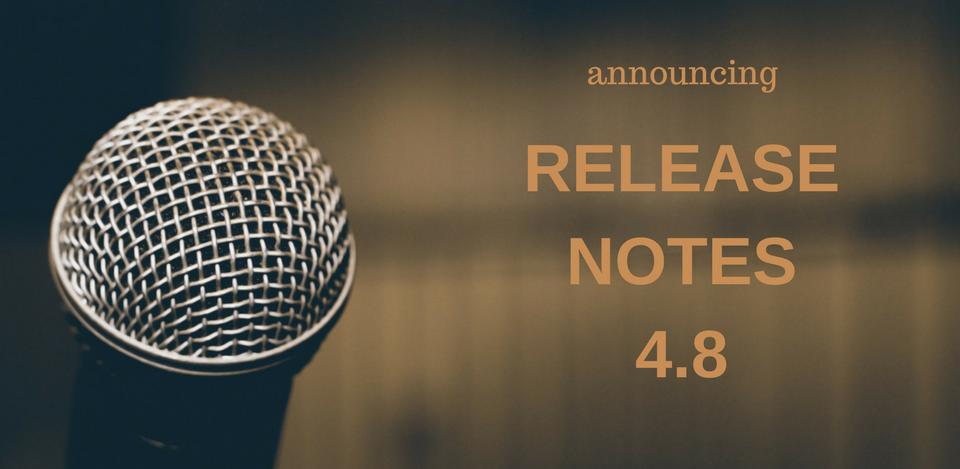 SUMO releases Version 4.8